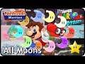 Super Mario Odyssey - Full Game (100% Walkthrough All Moons in All Kingdoms Multiplayer)