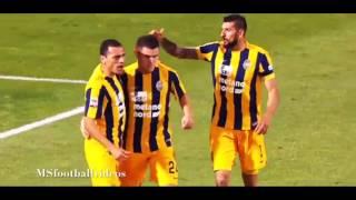 Palermo VS Verona 3-2 All Goals & Highlights HD | Serie A 2015-2016