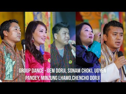 Xxx Mp4 Group Dance By Five Bhutanese Renown Artist Of Bhutan K5 Birthday New York HD 3gp Sex