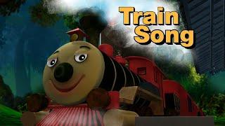 Koo Koo Theevandi | Manjadi (manjadi)kids song | train song