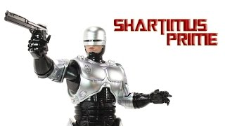 Hot Toys Robocop Movie Masterpiece MMS 202 D04 1:6 Scale Collectible Action Figure Review