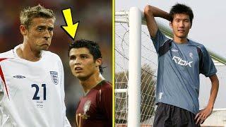 أطول 15 لاعب في العالم | عمالقة كرة القدم