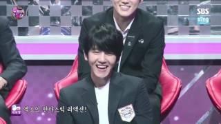 [Vietsub] EXO @ SBS Fantastic Duo Behind The Scene