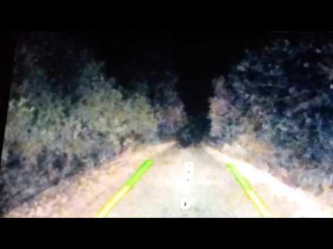 Bigfoot Chases car in Colorado Send In Breakdown