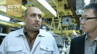 Chinese car maker wins favor in Iranian market