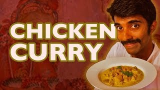 Gappiya - Chicken Curry ft. Lilly White