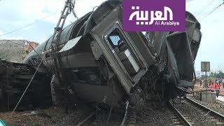 تفاعلكم : جدل واتهامات بعد حادثة قطار في المغرب