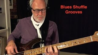 Blues Shuffle for Bass - The