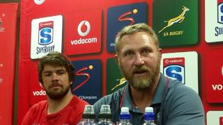 Ackermann on being religious and playing on a Sunday