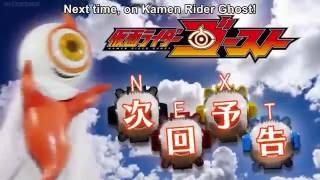 Jikai! Kamen Rider Ghost! ~Ep 36~ RAW