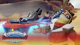Under The Hood: Hot Streak l Skylanders Superchargers l Skylanders