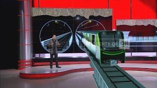Keren! Teknologi Grafis Menggambarkan MRT & Tranportasi Indonesia