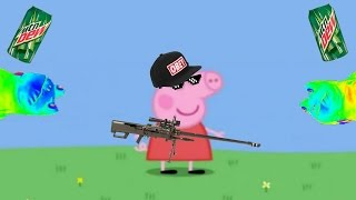 peppa pig goes to the dentist mlg parody