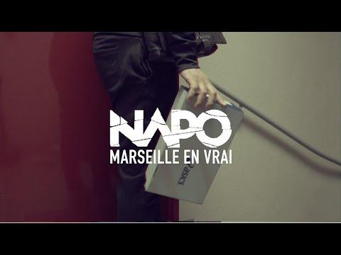 NAPO | Marseille en vrai (Clip officiel) | Mixtape : Napologie vol.1 (Gratuite)
