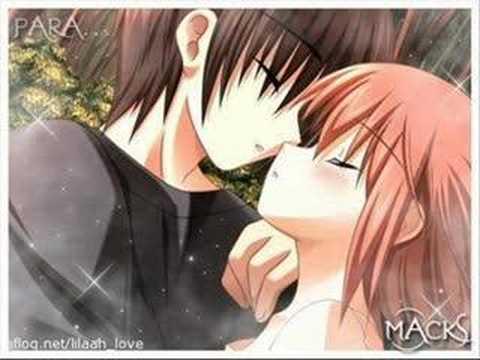 besos de anime muxos muxos