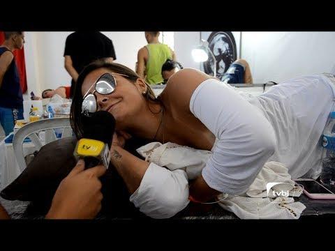 Xxx Mp4 TV Belo Jardim 2º Encontro De Tatuadores Movimentou Belo Jardim 3gp Sex