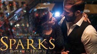 Sparks - Punjabi Sikh Wedding N.D.E. Humraj & Impreet | Cinematic Films |