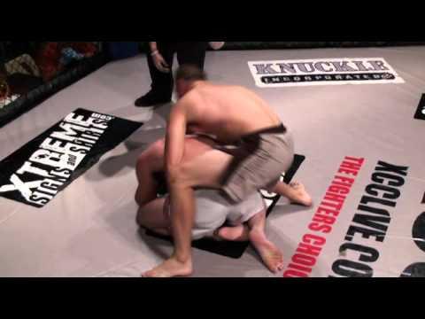 XCC Battle At The Border 10 Jim Barber vs Chad Laprise