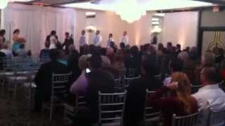 Wedding ceremony Laguna hills