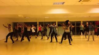 #08 Stage Ragga Dancehall by Tsu - Magic Form Dijon (Février 2014)