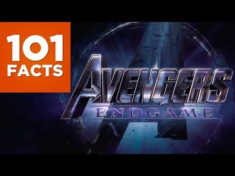 Xxx Mp4 101 Facts About The Avengers 3gp Sex