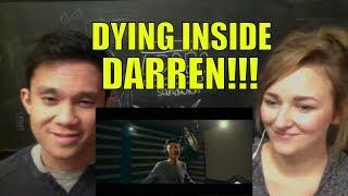 Dying Inside by Darren Espanto   REACTION