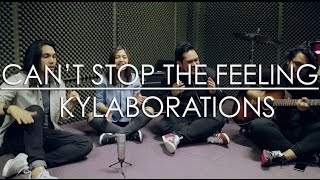 Kylaborations: Can't Stop The Feeling (cover) by Kyla, Benj Manalo and Paeng Sudayan
