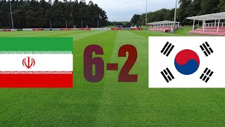 The Day Iran Destroyed South Korea 6-2