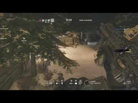 Tom Clancy's Rainbow Six® Siege Gameplay with Fast Round/Fast kills