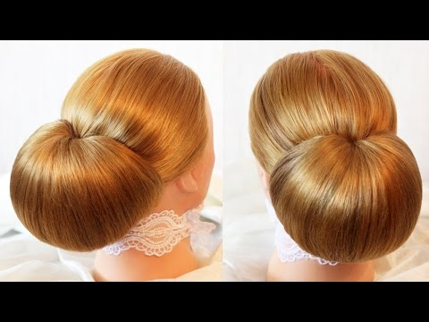 Валик для волос своими руками фото
