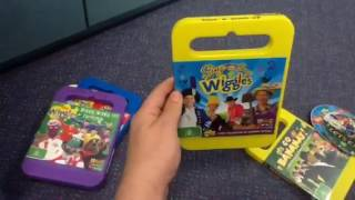 W.D.S.S's Wiggles DVD Collection