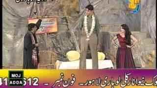 New Punjabi Stage Drama Maza Ker Dil Bhar Kay 7-11 Amanat Chan Naseem Viki