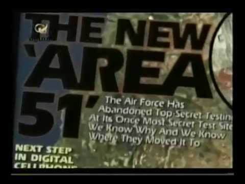 Área 51 A Verdadeira Historia