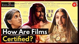 Explained: How Bollywood Films Get Certified?