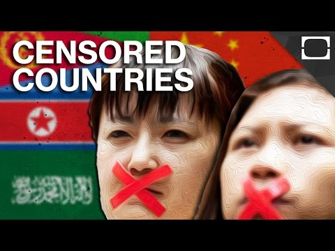 Xxx Mp4 Which Countries Have The Worst Censorship 3gp Sex