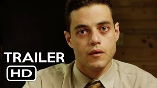 Buster's Mal Heart Trailer #1 (2017) Rami Malek Drama Movie HD