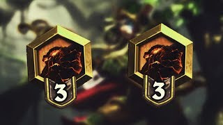 F2P LEGEND ep18 : ladder rank 3