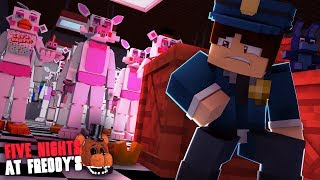 Minecraft: FIVE NIGHTS AT FREDDY'S #71 - DEPÓSITO DE FUNTIME ANIMATRONICS!