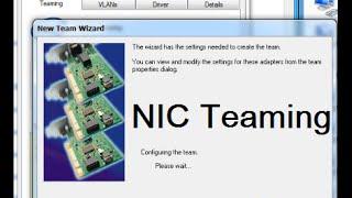 diskless workstation with OBM Diskless - Config NIC Team for obm Diskless server ep.03