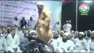 Bangal Me Tabligi Jamaat Ka Ek Ajib o Gareeb Ijtema Ke Andar Tamasha...