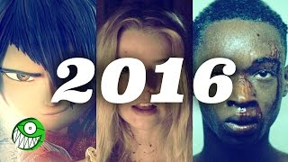 Las 10 mejores películas del 2016