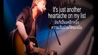 เพลงสากลแปลไทย #173# Lonely No More - Rob Thomas (Lyrics & Thai subtitle)