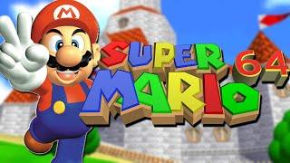 Super Mario 64 Retrospective