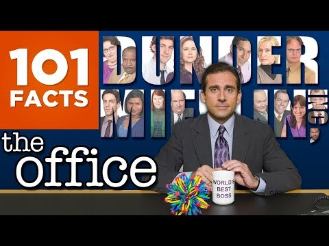 Xxx Mp4 101 Facts About The Office 3gp Sex