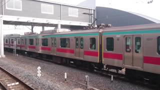 東武動物公園→南栗橋管区 東急5000系回送(Out of service)