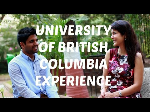 College Experience - Scholarship at University of British Columbia  #ChetChat
