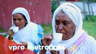 Ethiopian coffee ceremony makes your life easier