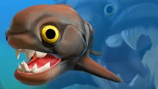 NEW BABY BROWURAG BECOMES HUGE - Feed and Grow Fish - Part 89   Pungence