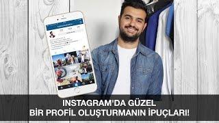 4 Adımda Güzel Bir Instagram Profili Nasıl Oluşturulur? - Kubilay Sakarya