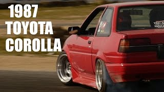 1987 Toyota Corolla Coupe At
